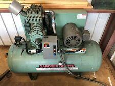 Gardner Denver Tough Breed 10 hp Air Compressor 120 gallon tank