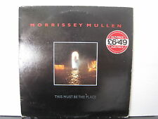 MORRISSEY MULLEN This Must Be The Place CODA RECORDS VINYL LP Free UK Post