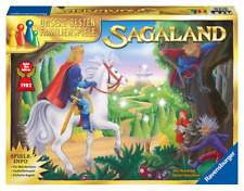 Ravensburger 26424 - Sagaland Familienspiel Würfelspiel ab 6 Jahren