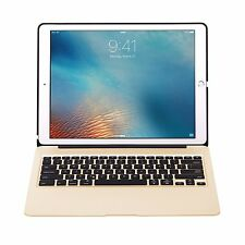 Backlight Backlit Aluminum Bluetooth Keyboard Cover Case For Apple iPad Pro12.9""