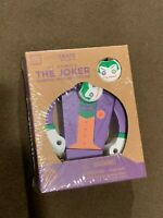 Loot Crate Exclusive DC Comics The Joker Painted Wooden Figure NEW MIP