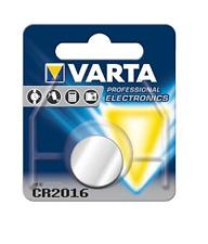 1 pila batteria CR2016 varta 3 Volt Litio
