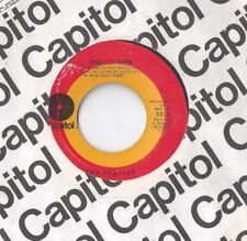 THE BEATLES And I Love Her / If I Fell 45 RECORD RARE CAPITOL TARGET LABEL 5235