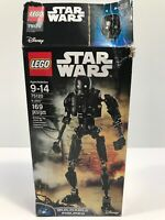 Lego Star Wars K-2SO 75120 Building Kit in Open Box with Sealed Packages