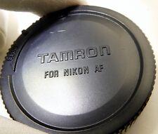 TAMRON REAR Lens Cap For Nikon 90mm 70-200mm f2.8 Di LD AF  -  Free Shipping USA