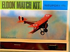 Eldon Match Kit 1/100 Nieuport 17c