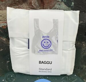 BAGGU THANK YOU BROOKLYN Standard Size Reusable Bag - NWT - Sold Out