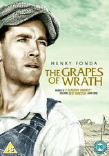 NEW - The Grapes of Wrath [DVD] [1940] 5039036051392