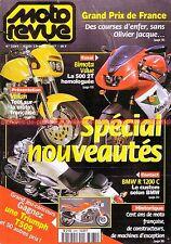 MOTO REVUE 3285 BIMOTA Vdue VOXAN 1000 Roadster BMW R1200 C GP de France 1997