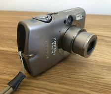 Canon IXUS 900Ti PowerShot Digital Camera