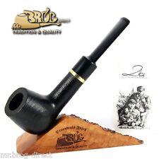 "Mr.Brog original smoking pipe nr 47 black sandblasted "" BILARD "" HAND MADE"
