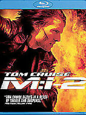 Mission: Impossible 2 (Blu-ray, 2008) A John Woo Film. Region Free