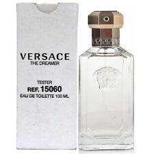 Versace The Dreamer Men 3.4 oz 100 ml Eau De Toilette Spray Tst Bottle