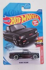 2020 Hot Wheels '91 GMC Cyclone Black Hot Truck Series 3/10 150/250