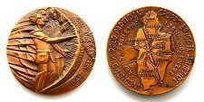 Medaglia Incontro Popolo Partigiani Gruppo Brigate Aristide Carpi 20 Aprile 1980
