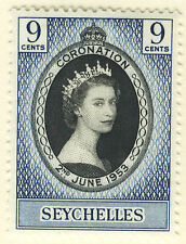 Royalty Mint Never Hinged/MNH Seychellois Stamps (Pre-1976)