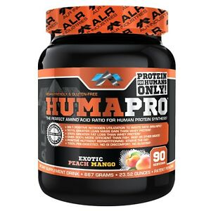 ALRI HumaPro Amino Acid Protein Powder 90 Servings PICK FLAVOR - MAP Analog
