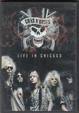 GUNS N' ROSES - live in chicago DVD