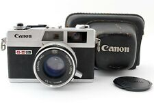 🌟 Mint 🌟 Canon Canonet QL17 GIII Rangefinder 35mm Film Camera 40mm F/1.7 Japan
