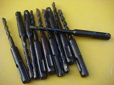Mèche, Lot de 10 Foret SDS Plus Ø 6,5 mm ,Long Totale:115 mm, Utile:65 mm ,Béton