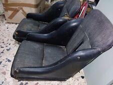 Coppia sedili seats Fusina Fiat Abarth 850 1000 Corsa TCR  595 695 original