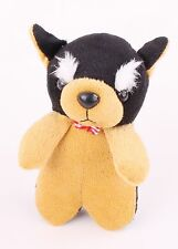 3D Cute Dog toy Doll Case For iPhone 5 5S 5G 5th Cover Brown