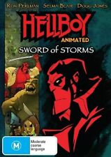 Hellboy Animated - Sword Of Storms (DVD, 2007)