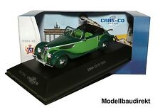 EMW 327/2 Bj 1955 in Grün 1:43 IXO / IST CCC070 Cars & Co NEU & OVP