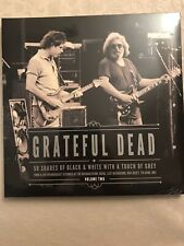 GRATEFUL DEAD 50 SHADES OF BLACK WHITE TOUCH OF GREY  2 X LP VINYL  SEALED VOL 2