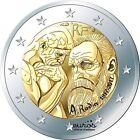 """Pièce 2 euros commémorative FRANCE 2017 - """"Auguste Rodin"""" - UNC"""