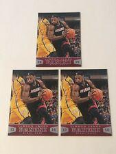 LeBron James 2013-14 Panini #114 - 3 Card Lot Miami Heat