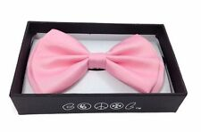 NEW BOWTIE Pink Bow Tie Ties Tuxedo