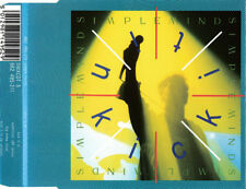 "Simple Minds - KICK IT IN - UK 5"" Maxi CD Single © 1989 '662 495-211"