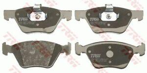 TRW Front Brake Pad Set for MERCEDES-BENZ E-CLASS Sedan (W210) E 240 (210.061)