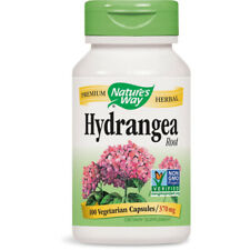 Nature's Way - Hydrangea Root Urinary Tonic Supplement 415 mg - 100 Capsules