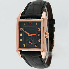 Girard Perregaux Vintage 1945 Automatic 18K Rose Gold Watch Ref 2594 28.5x43.5mm