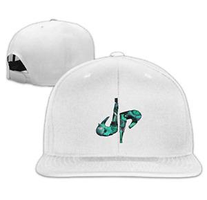 Unisex YouTube Dude Perfect Logo Snapback Adjustable Flat Baseball Hat/Cap