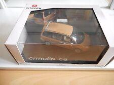 Norev Citroen C8 in Beige Metallic on 1:43 in Box