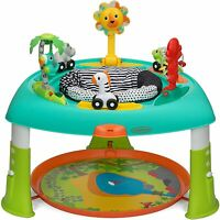 Infantino 2 In 1 Entertainer & Activity Table Baby Sit Spin & Stand Play Centre