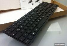 Original HP 758027-041 Keyboard Tastatur (GERMAN) für 350, 355G1, G2Schwarz
