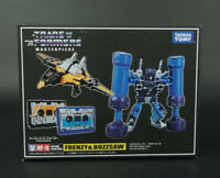 TRANSFORMERS MASTERPIECE MP-16 FRENZY AND BUZZSAW FOR SOUNDWAVE NEW IN BOX