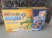 Disney Where's My Water Board Game Hasbro# Sealed Sigillato DOV'E' LA MIA ACQUA