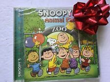 Children's entertainement & education Snoopy's Animal Party *Sealed New