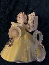 Josef Original 8th Year Figurine Made In Japan