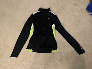 Women's Pearl Izumi Cycling Long Sleeve Jersey Thermal Select Size Small