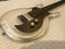 Vintage Rare Beautiful AMPEG Dan Armstrong (DA) LUCITE 1970 Bass Guitar, OHSC