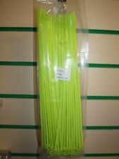 Cable ties in Bright Green 370mm x 4.8mm