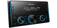 NEW Pioneer MVH-S420BT Double DIN MP3/WMA Digital Media Player Bluetooth MIXTRAX