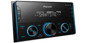 NEW Pioneer MVH-S420BT Double DIN MP3/WMA Digital Media Player Bluetooth MIXTRAX