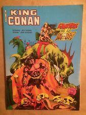 KING CONAN (Artima Marvel Color Géant) - L'antre de la mort